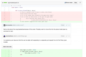 GitHub Pull Request Example
